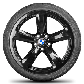 BMW M5 5 series E60 E61 19 inch alloy wheels rim summer tires 6777353 Styling