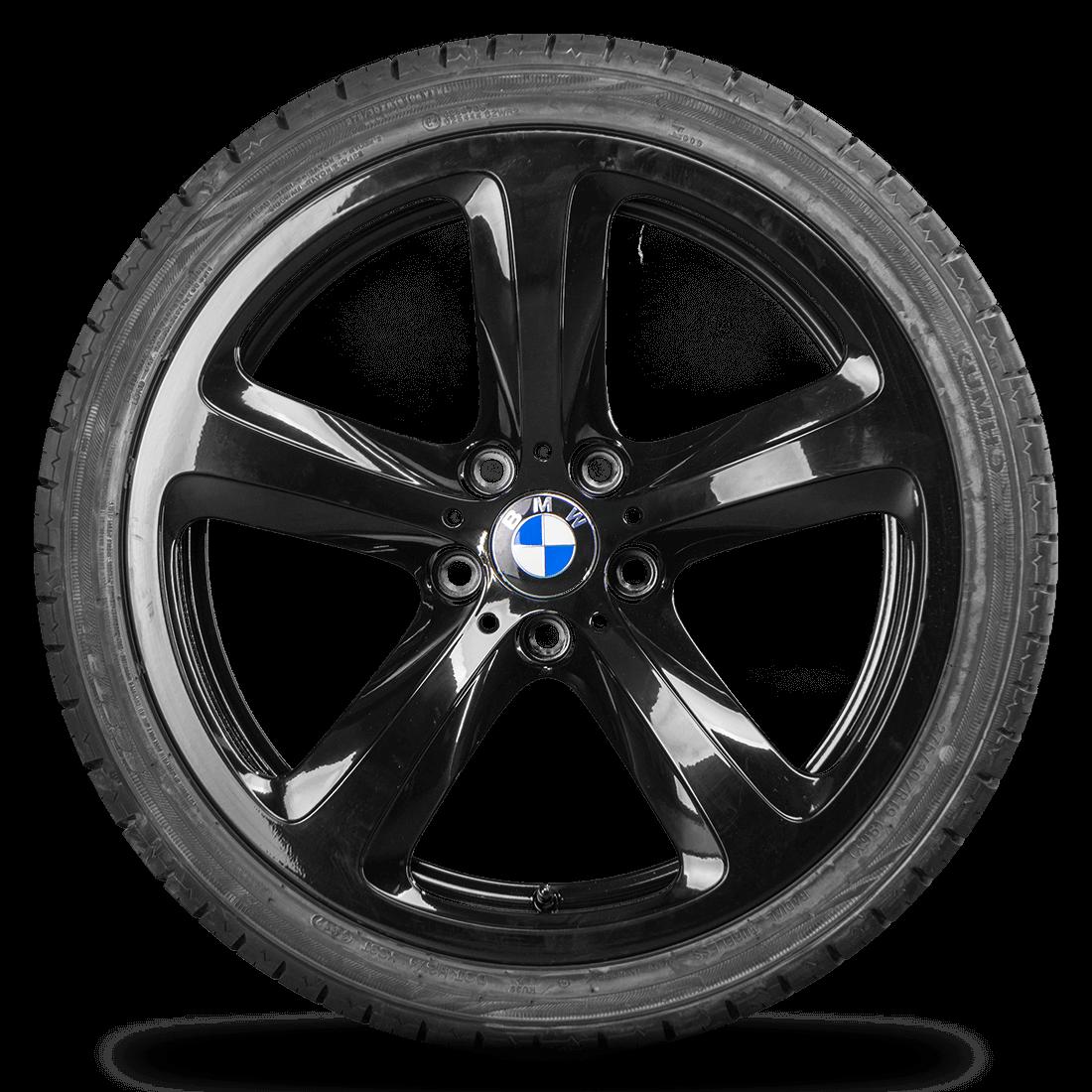 BMW M5 5er E60 E61 19 Zoll Alufelgen Felgen Sommerreifen 6777353 Styling 249