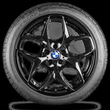 BMW X6 X6M E71 21 Zoll Felgen Alufelgen Sommerreifen Sommerräder Styling 215 – Bild 5