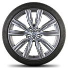 VW Tiguan 2 5NA 20 inch rim summer wheels alloy wheels summer tires Kapstadt