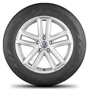 VW Amarok 19 inch alloy wheels rim summer tires 8 mm Highline Canyon Cantera