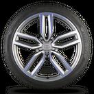 Audi Q5 SQ5 8R 21 Zoll Alufelgen Felgen Winterreifen S line 8R0601025AM