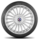Alpina D3 B3 Classic 19 inch alloy wheels rim summer tires
