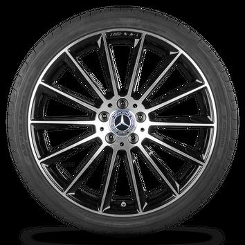 AMG Mercedes E-Klasse E43 W213 20 Zoll Felgen Alufelgen Sommerreifen A2134013900 – Bild 3