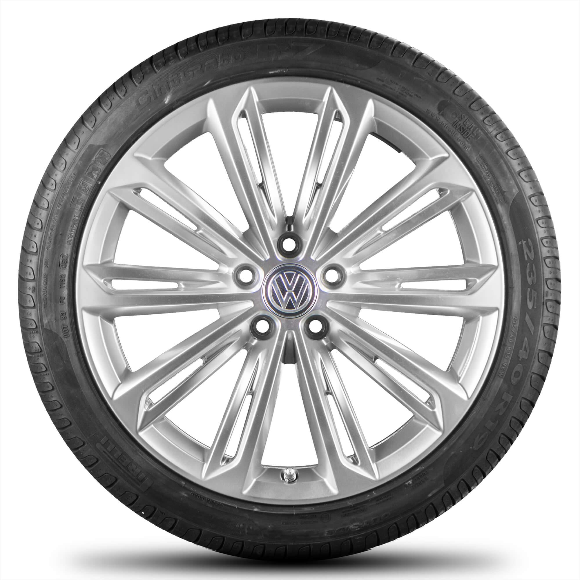 vw passat 3g b8 19 inch rim alloy wheels summer tires r. Black Bedroom Furniture Sets. Home Design Ideas