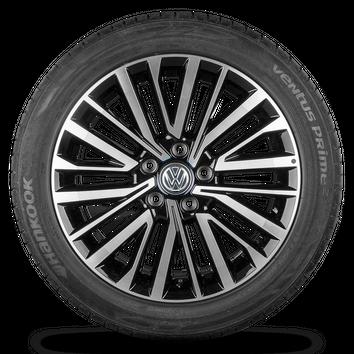 VW T5 T6 Bus Multivan 18 Zoll Alufelgen Felgen Sommerreifen R line Palmerston – Bild 4