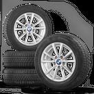 BMW 3 series F30 F31 4 series F32 F33 16 inch rim winter tyres winter wheels