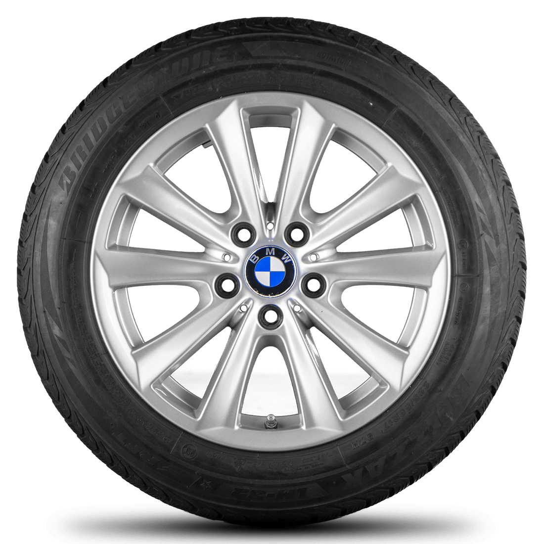 Bmw 5 Series F10 F11 6 Series F12 F13 17 Inch Alloy Wheels