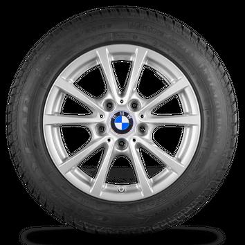 BMW 3er F30 F31 4er F32 F33 16 Zoll Felgen Winterreifen Winterräder Styling 390 – Bild 5