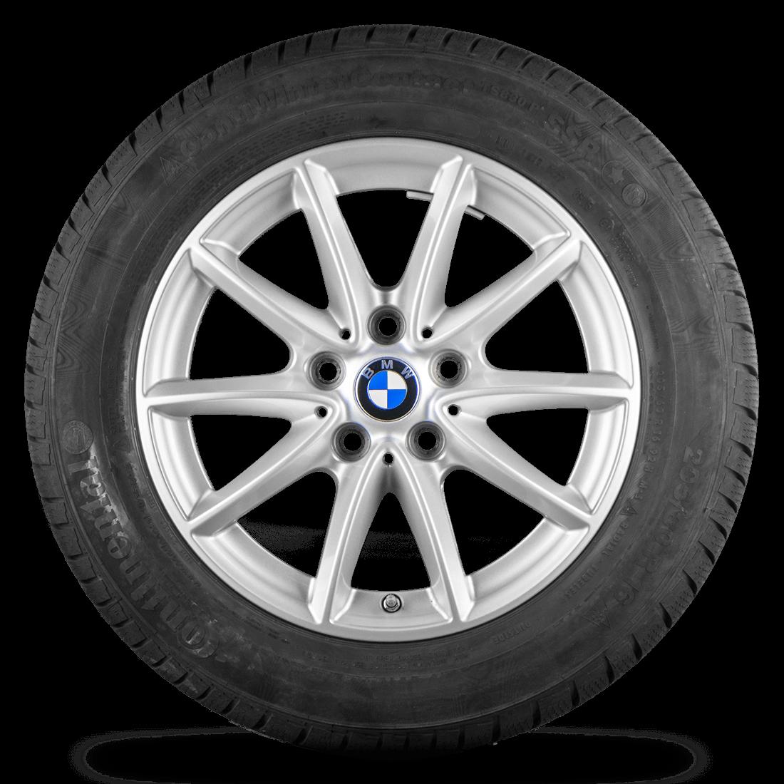 BMW 2er Active Gran Tourer F45 F46 16 Zoll Winterräder Winterreifen Styling 471