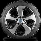 VW Golf 5 6 7 VI GTI 5G 18 Zoll Felgen Alufelgen Austin Sommerreifen 5G0601025AS