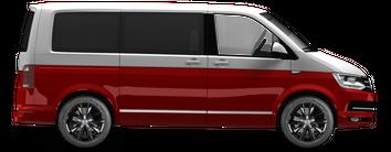 VW 18 Zoll Springfield Felgen Sommerräder T5 T6 Bus Multivan Sommerreifen NEU – Bild 7