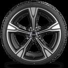 Audi TT TTS TT RS 8S 20 Zoll Alufelgen Felgen Sommerreifen S line Rotor Rima