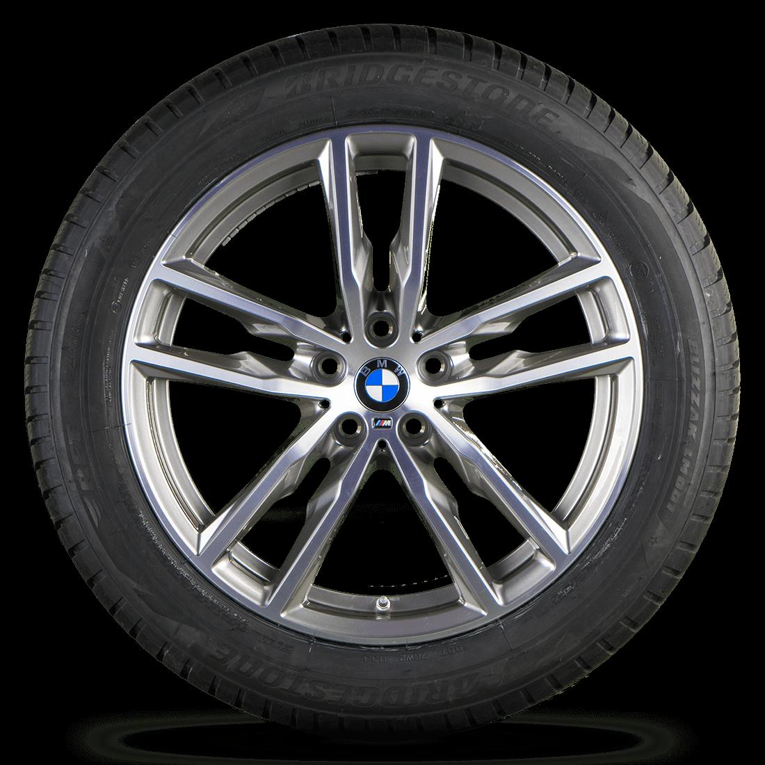 BMW X3 G01 X4 G02 19 Zoll Winterräder Felgen Winterreifen Styling M698 NEU