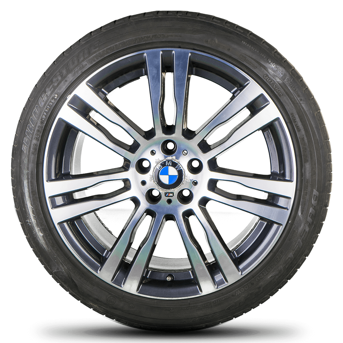 BMW X5 X5M E70 F15 X6 F16 X6M E71 20 Zoll Sommerreifen Alufelgen Styling M333