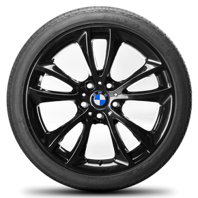 BMW 5er Touring F11 19 inch alloy wheels rim summer tires 6794690