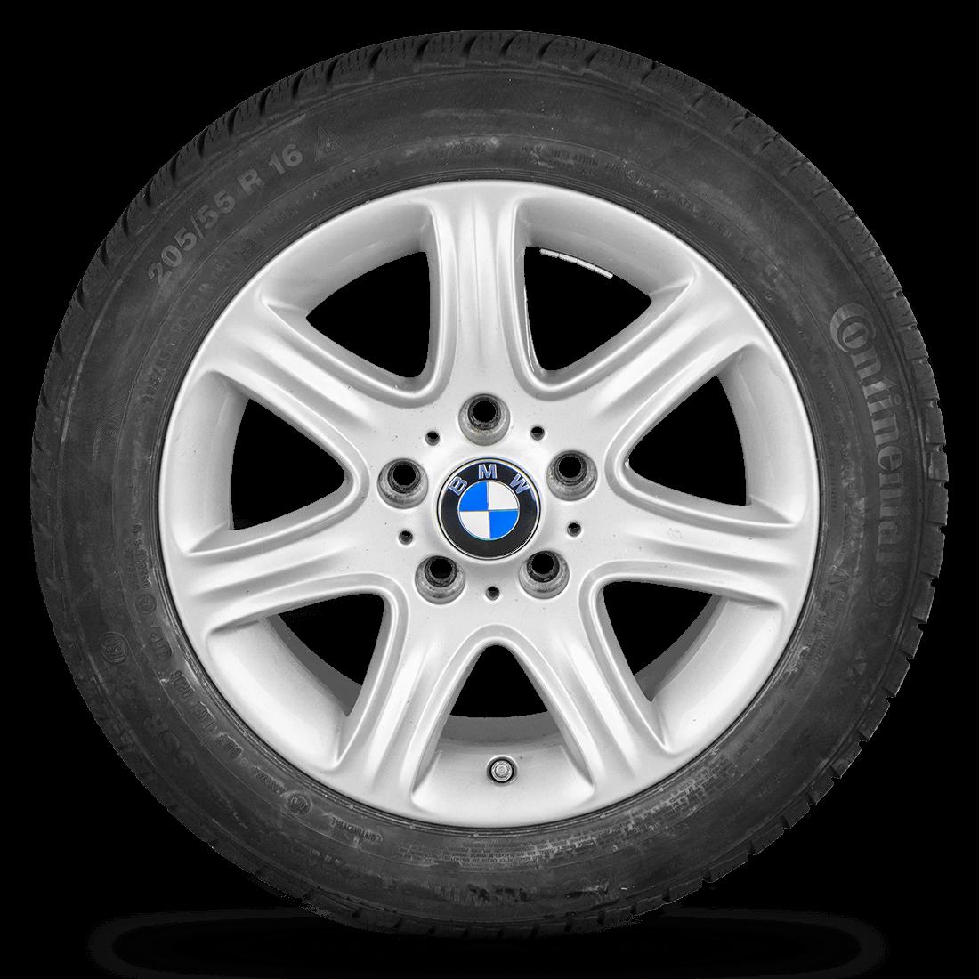 BMW 1er F20 F21 2er F22 F23 16 Zoll Winterreifen Alufelgen Felgen Styling 377