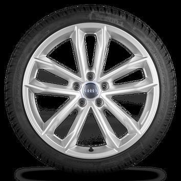 Audi A5 S5 8W F5 19 Zoll Alufelgen Felgen Winterreifen Rotor S line Cavo 7 mm – Bild 5