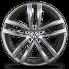 VW Golf 5 6 7 18 Zoll Alufelgen Felgen R line GTI GTD 5G0601025AF Salvador NEU