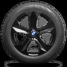 BMW 19 Zoll Felgen X6 E71 Styling 232 Winterreifen Winterräder 8 mm Neuwertig