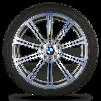 BMW M3 E90 E92 E93 19 Zoll Felgen Sommerreifen Styling M220 2283555 – Bild 4