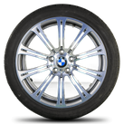 BMW M3 E90 E92 E93 19 inch alloy wheels rim summer tires Styling M220 2283555