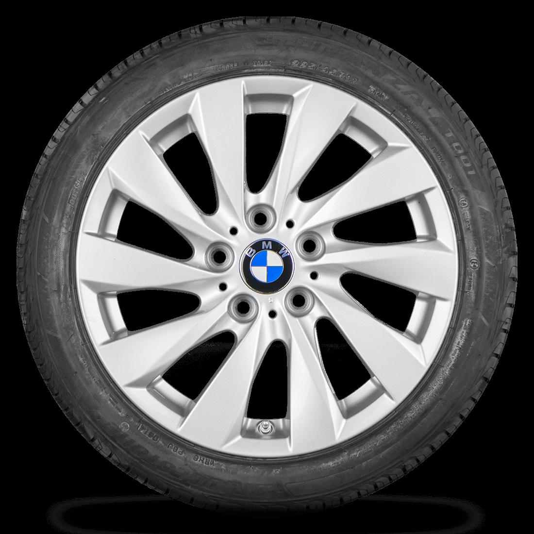 BMW M140i M135i F20 F21 M240i F22 F23 18 Zoll Alufelgen Sommerreifen Styling 381