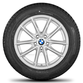 BMW 5 series G30 G31 G38 17 inch alloy wheels rim winter tyres 6868217 Styling