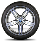 BMW M6 E63 E64 19 inch alloy wheels rim winter tyres 7835146 Styling M167