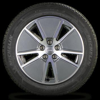 Audi A4 S4 B9 8W 17 Zoll Alufelge Felgen Sommerreifen 8W0601025DJ Sline Aero NEU – Bild 2
