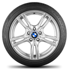 BMW 3 series F30 F31 4 series F32 F33 18 inch alloy wheels rim summer tires