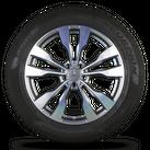 Mercedes Benz GLE Coupé C292 20 inch winter tyres alloy wheels rim A2924010800