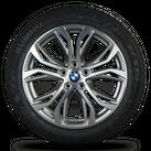 BMW X1 F48 X2 18 Zoll Alufelgen Felgen Sommerreifen Styling 566 6856067 NEU