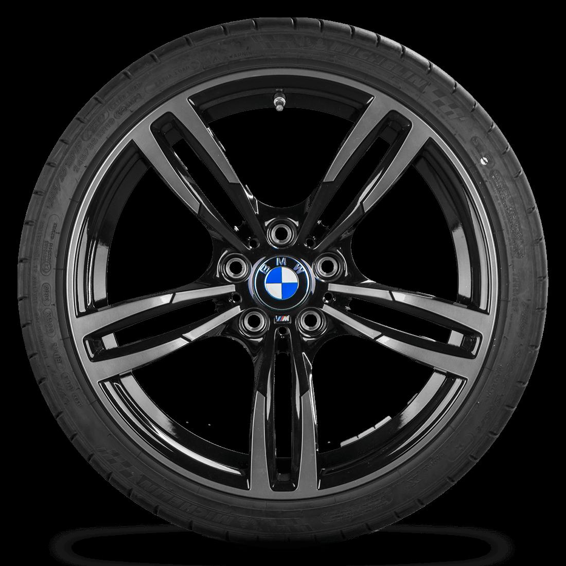 BMW 2er M2 F87 19 Zoll Alufelgen Felgen Sommerreifen Styling M437 437 M