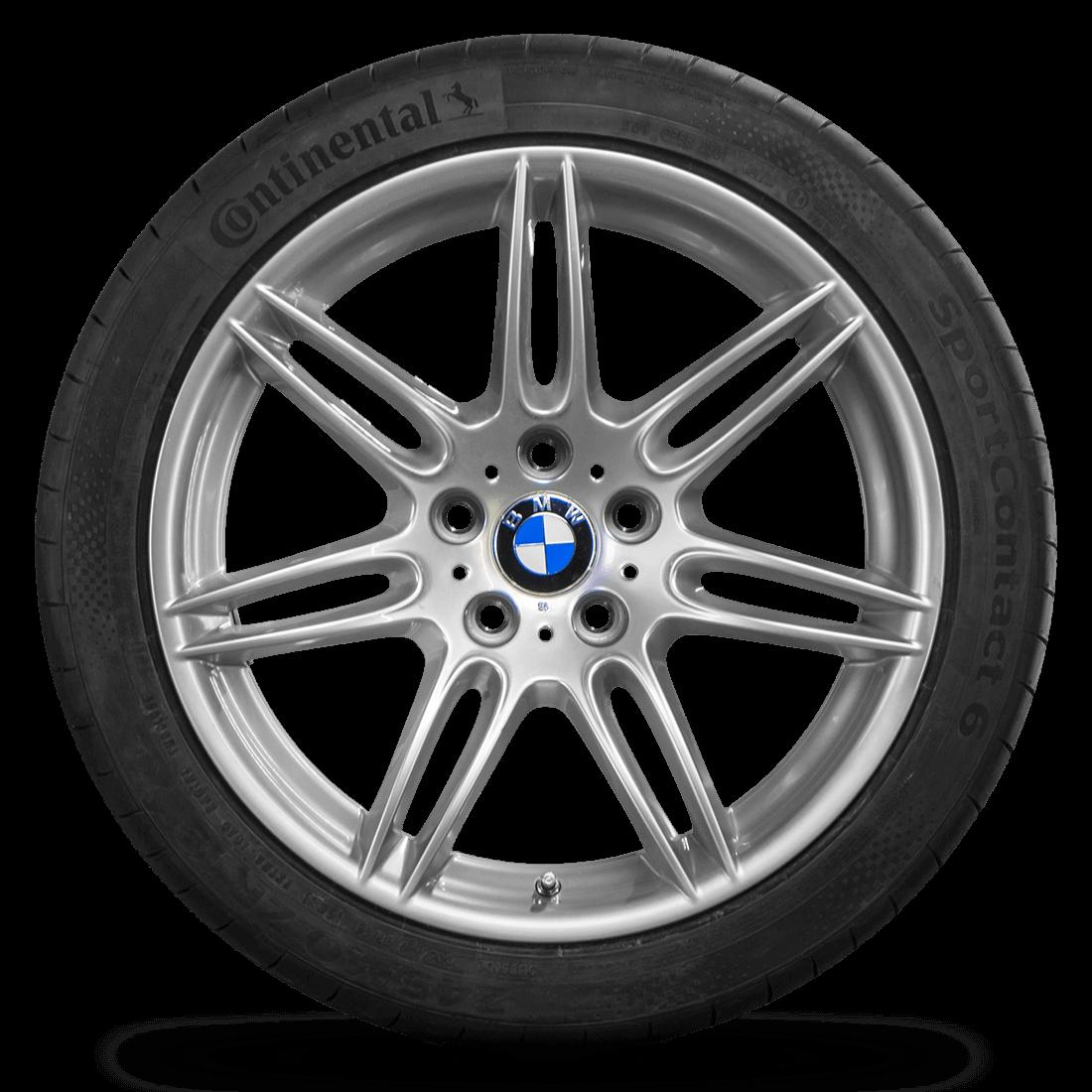 BMW 6er E63 E64 19 Zoll Sommerreifen Styling 288 Alufelgen Felgen 7841375