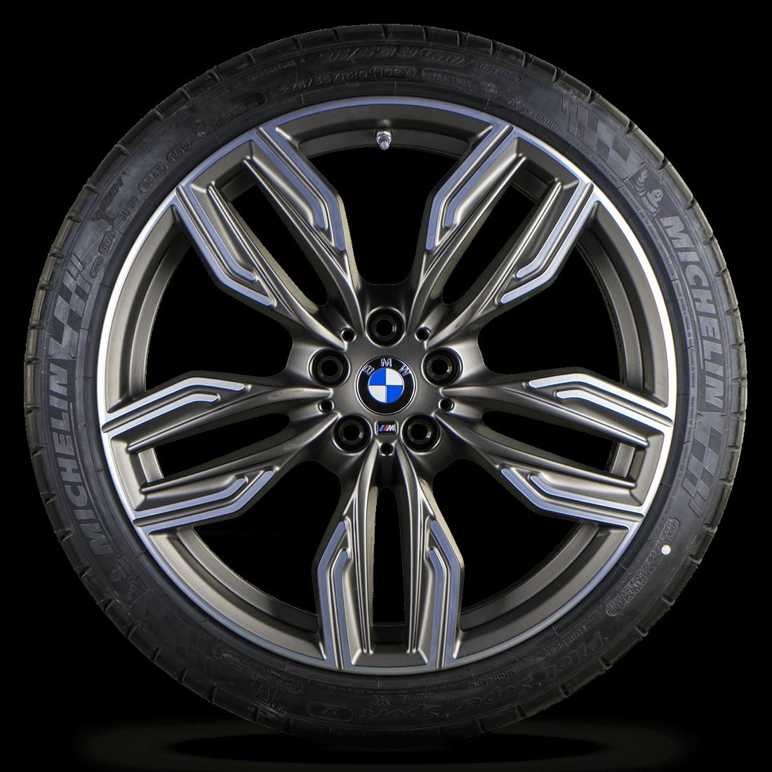 BMW 6er GT G32 7er G11 20 Zoll Alufelgen Felgen Sommerreifen Styling M760 NEU