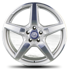 Mercedes CLS C218 X218 19 inch alloy wheels rimn A2184011602 A2184011702 new
