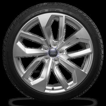Audi RS5 B8 B9 8W 20 Zoll Alufelgen Felgen Winterreifen Winterräder Edge S line – Bild 2