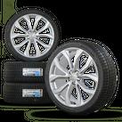 Audi 20 Zoll Alufelgen A6 S6 4G Felgen Winterräder Winterreifen 4G0601025G Neu