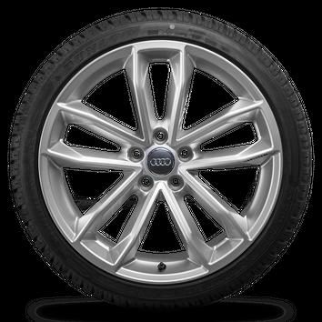 Audi A5 S5 8W F5 19 Zoll Alufelgen Felgen Winterreifen Winterräder S line Cavo – Bild 2