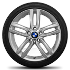BMW 18 inch alloy wheels 1 series F20 F21 2 series F22 F23 M461 M 461 rim