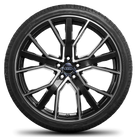 Audi 21 inch rim RS6 4G Performance alloy wheels S Line winter tyres winter