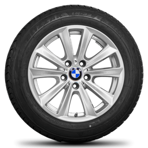 17 inch BMW 5 series F10 F11 6 series F12 F13 Styling 236 winter tyres 6,5 mm