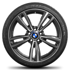 BMW 19 inch alloy wheels 3 series F30 F31 4 series F32 F33 F36 M442 rim summer
