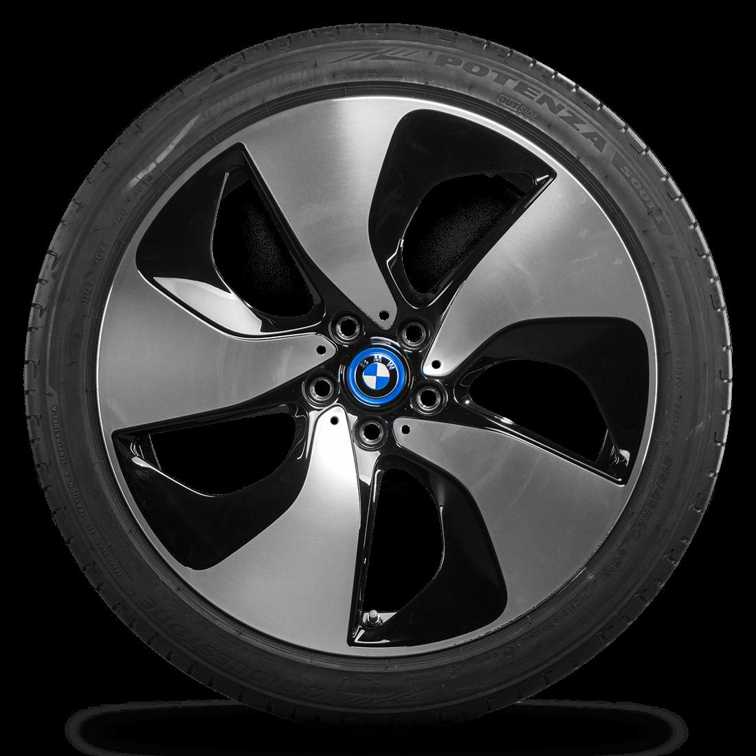 BMW i8 20 Zoll Felgen Styling 444 Sommerreifen Sommerräder Alufelgen NEU