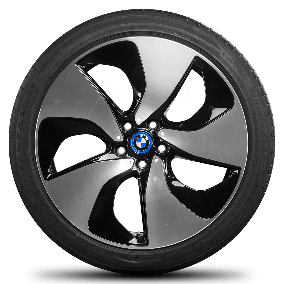 Bmw I8 20 Inch Rim Styling 444 Summer Tires Summer Wheels Alloy