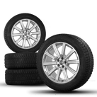 original Audi 20 inch alloy wheels Q7 SQ7 4M rim winter tyres winter wheels