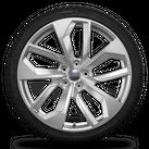 Audi 20 Zoll RS4 8W RS5 B8 B9 Alufelgen Felgen Dunlop Winterreifen S line Edge
