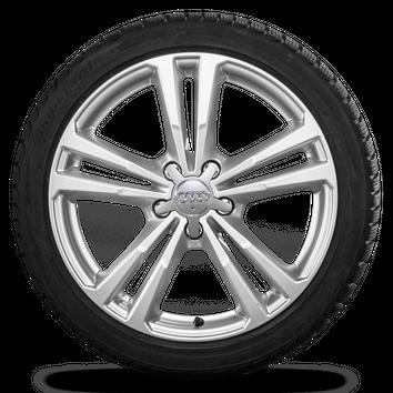 Audi A3 S3 8V 8P 18 Zoll Alufelgen Felgen Winterreifen Winterräder 8 mm – Bild 3