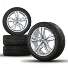 Audi 18 inch rim A4 B9 Allroad Dynat theik Michelin winter tyres winter wheels